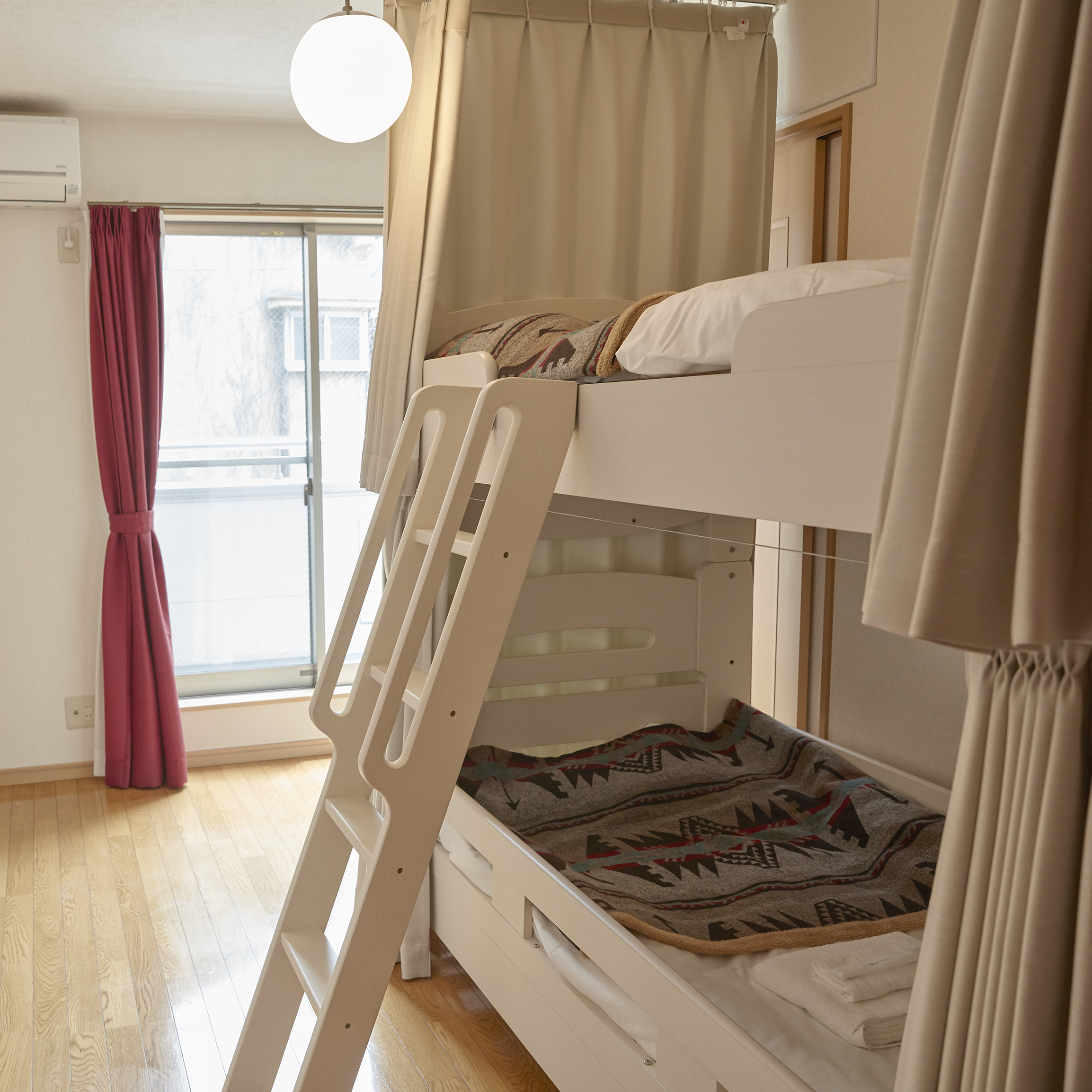 Twin(Bunk bed)room